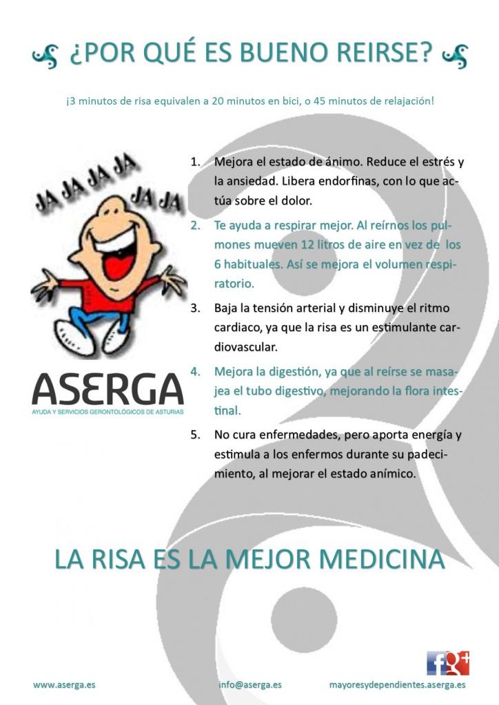 risoterapia, mejorar la salud riendo, como mejora nuestro cuerpo con la risa
