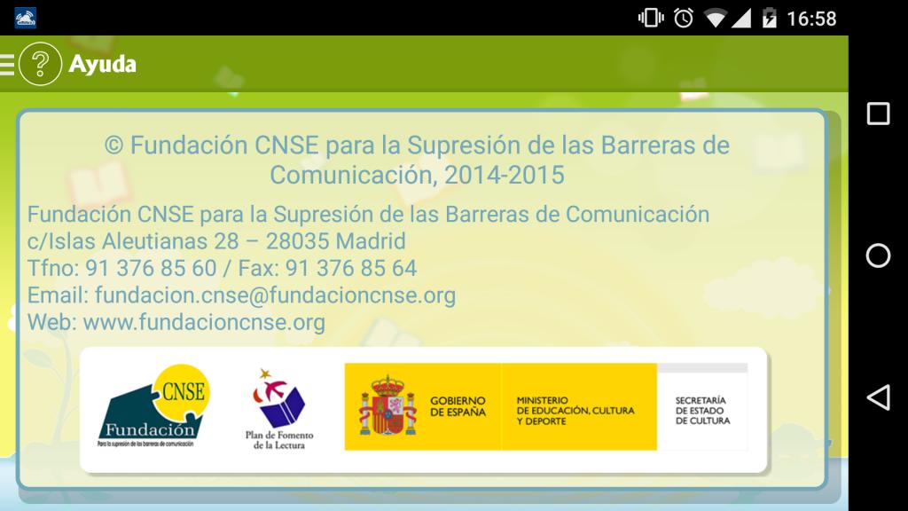 Fundación CNSE