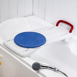 Tabla de bañera giratoria