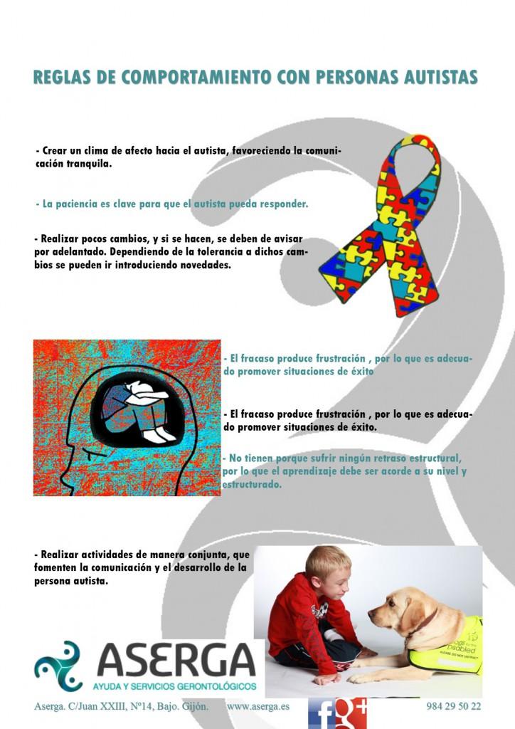 Intervenciones con autismo