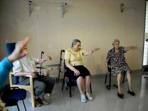 Gimnasia para ancianos