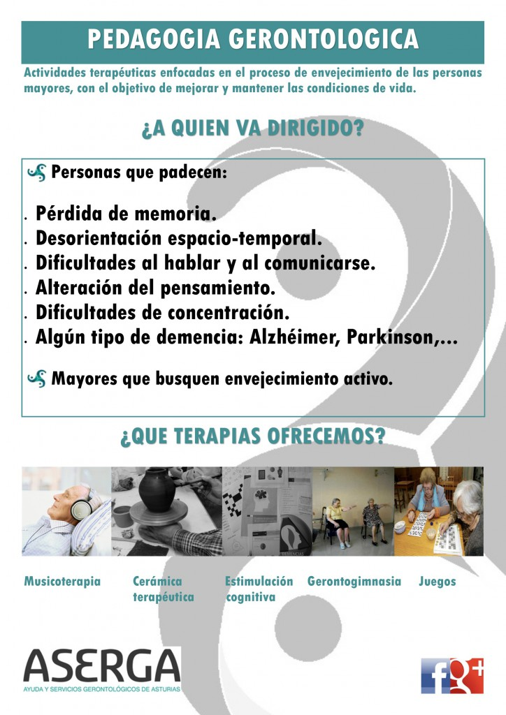 Terapias para mayores